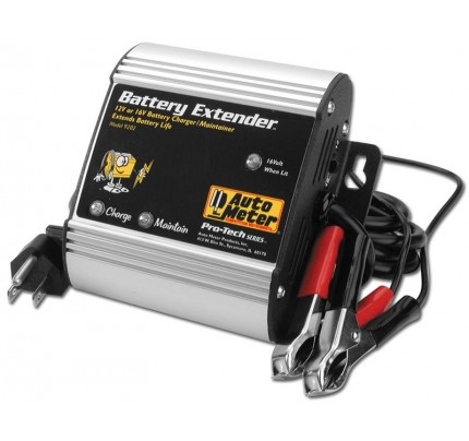 Auto Meter Battery Extended
