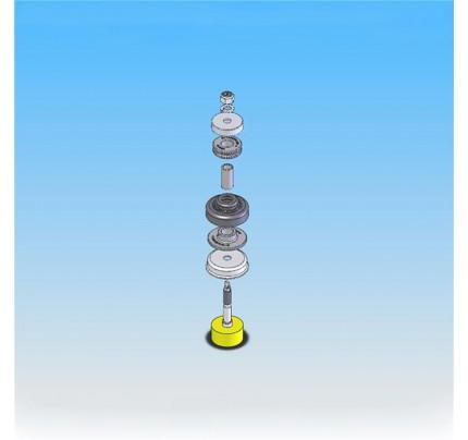 Dinan Rear Upper Shock Mount Kit - D110-0009