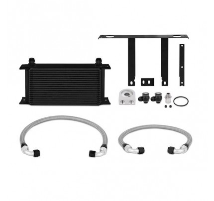 Mishimoto Oil Cooler Kit - MMOC-GEN4-10BK