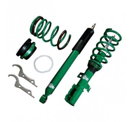 Tein Street Basis Coilovers with Corrosion Resistant ZT Coating