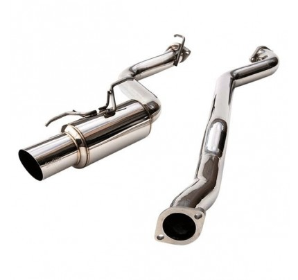Invidia N1 Racing Cat-Back Exhaust System