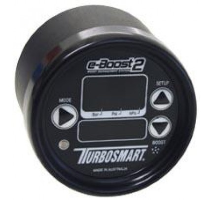 Turbosmart eBoost2 Boost Controller Gauge