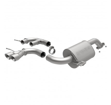 MagnaFlow Axle-Back Street Series Exhaust System - 15123