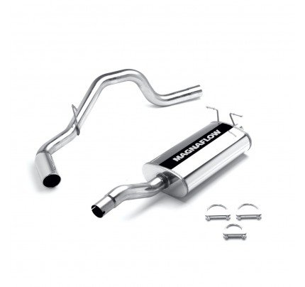MagnaFlow Cat-Back MF Series Exhaust System - 15608