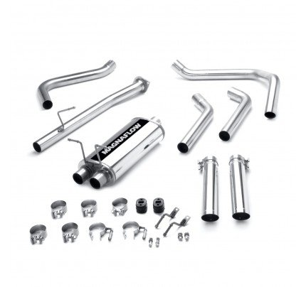 MagnaFlow Cat-Back MF Series Exhaust System - 15796