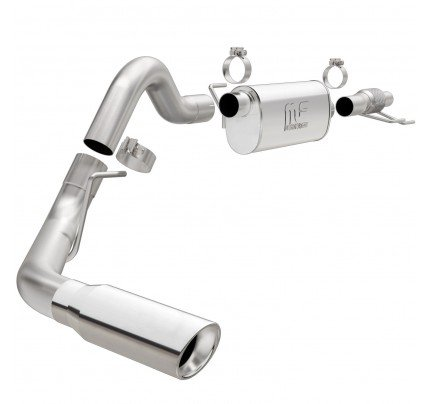 MagnaFlow Cat-Back MF Series Exhaust System - 19052