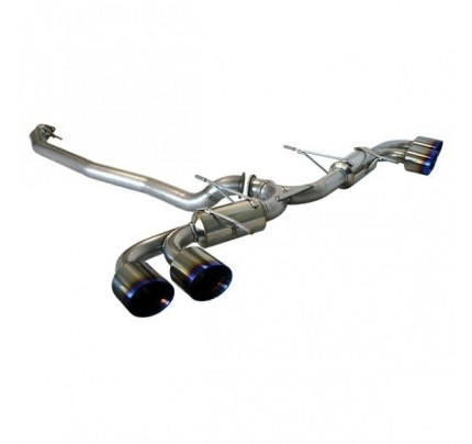 Tanabe Medalion Touring Cat-Back Exhaust System
