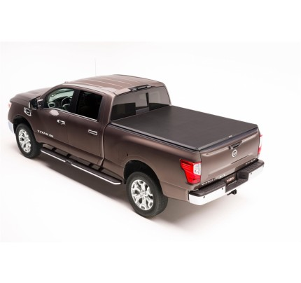 TruXedo TruXport Roll-Up Tonneau Cover - 4'8'' Bed - 292101